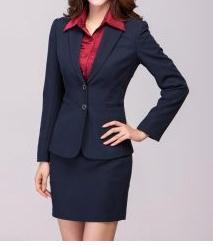 TRAJE DAMA 6 - Como seleccionar uniformes sastre para dama?