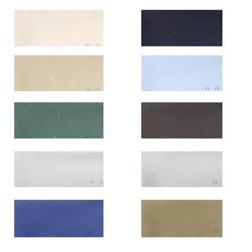 Tipos de Telas 2020 - Aprende el significado del color de tu camisa